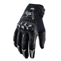 Black Fox Racing Bomber Gloves