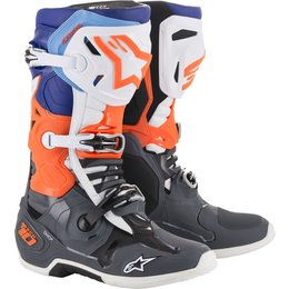 Alpinestars Mens Tech 10 Boots Grey