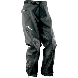 Thor Mens Range Offroad Pants Black