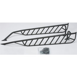 Skinz Air-Frame Snowmobile Running Boards For Yamaha Black YAFRB100-FBK Black