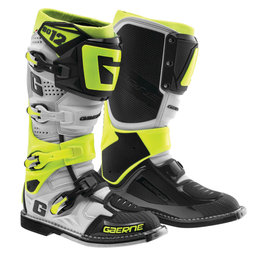 Gaerne Mens SG-12 MX Motocross Off-Road Boots White