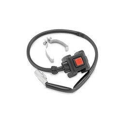 Helix Racing Kill Switch Black For Kawasaki KX KTM 02-09