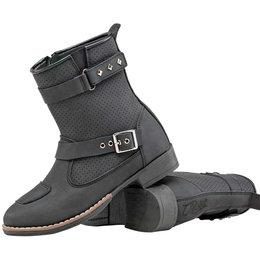 Joe Rocket Womens Moto Adira Leather Boots
