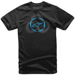 Alpinestars Mens Trio T-Shirt Black