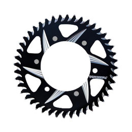 Vortex CAT5 Aluminum Rear Sprocket 45T LS For Suzuki Triumph Black 527ZK-44 Black