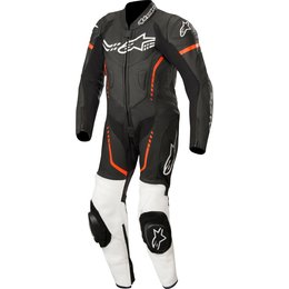 Alpinestars Youth Boys GP Plus 1 Piece Leather Suit Black