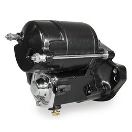 All Balls Starter Motor 1.4KW Black For Harley Big Twin Cam