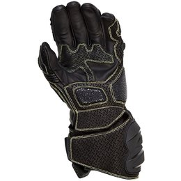 Scorpion Mens Clutch Leather Gloves Black