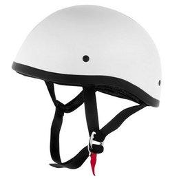 White Skid Lid Original Helmet