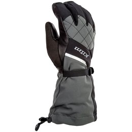 Klim Womens Allure Gore-Tex Insulated Textile Snowmobile Glove Black