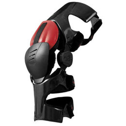 EVS Web Pro Knee Brace Carbon Fiber Black