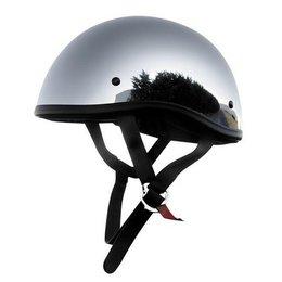 Chrome Skid Lid Original Helmet