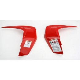 Maier Add-On Front Fender Red For Kawasaki KFX-450R 08-09