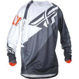 Fly Racing Mens Evolution 2.0 Jersey Black