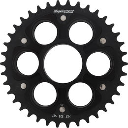Supersprox Stealth Rear Sprocket 38T Ducati 1098 1198 Diavel RST-737525-38-BLK Black