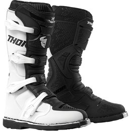 Thor Mens Blitz XP Boots White