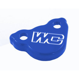 Works Connection Brake Cap Rear Blue For Honda CR CRF 125 250 450