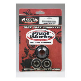 N/a Pivot Works Wheel Bearing Kit Front For Honda Crf150 230f 03-08