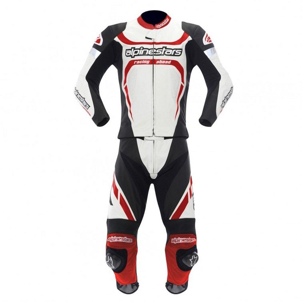 alpinestars motegi two piece leather suit 2013 141869. Black Bedroom Furniture Sets. Home Design Ideas