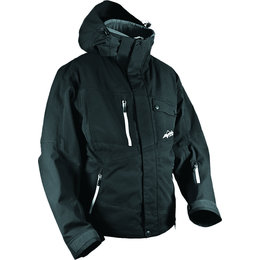 Black Hmk Mens Peak 2 Waterproof Snow Jacket 2013