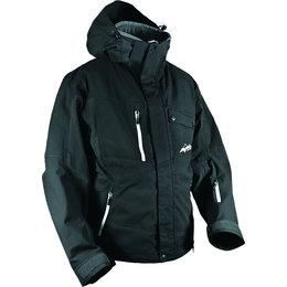 Black Hmk Mens Peak 2 Waterproof Snow Jacket 2013