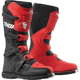 Thor Mens Blitz XP Boots Red