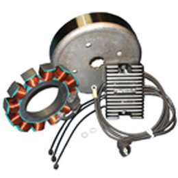 Cycle Electric Alternator Kit For Harley-Davidson FLST FXST 1989-1999