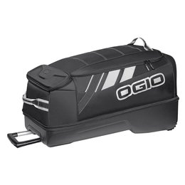 Ogio Adrenaline Rolling Luggage Wheeled Gear Bag Black