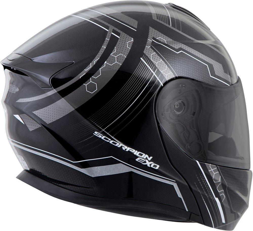 scorpion exo gt920 satellite modular helmet 991478. Black Bedroom Furniture Sets. Home Design Ideas