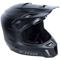 Klim F3 ECE MX Offroad Helmet Black