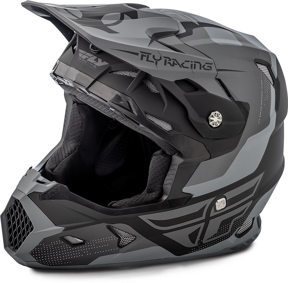 Full Face Cruiser Helmets >> $149.95 Fly Racing Youth Toxin Graphic MX Helmet #1061816