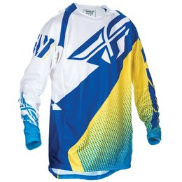 Fly Racing Mens MX Offroad Evolution 2.0 Jersey Blue