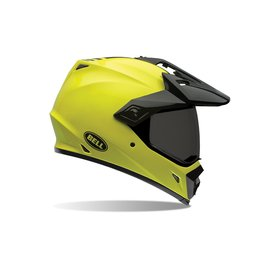 Bell Powersports MX-9 Adventure Dual Sport Helmet Yellow