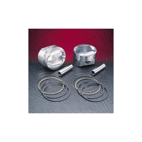 Wiseco Piston Kit  010 Bore 9:1 For Harley Big Twin 48-77