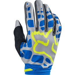 Fox Racing Womens MX Dirtpaw Gloves Grey