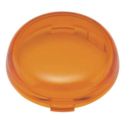 Chris Products Turn Signal Lens Deuce Style For Harley-Davidson Amber DHD5A Orange