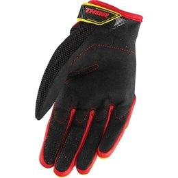 Thor Mens Spectrum MX Gloves Yellow