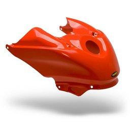 Maier Gas Tank Cover Black For Honda TRX-700XX 08-09