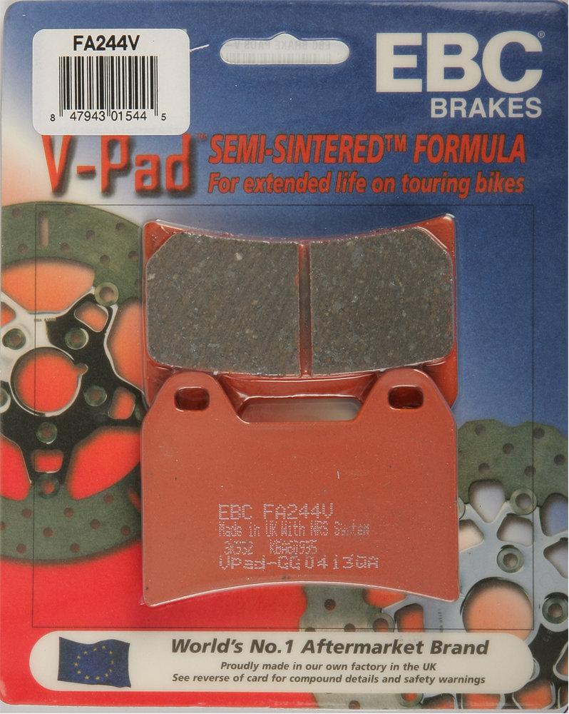 EBC Organic Front Brake Pads For Ducati 1995 916 SP