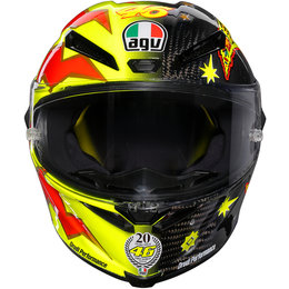 AGV Pista GP R Limited Edition Valentino Rossi 20 Years Full Face Helmet Multicolored
