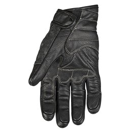 Distressed Black Speed & Strength Mens Rust And Redemption Leather Gloves 2015 Black