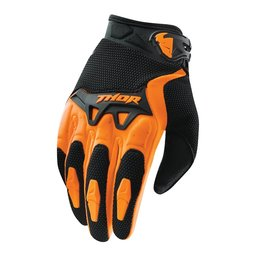 Orange Thor Mens Spectrum Gloves 2015
