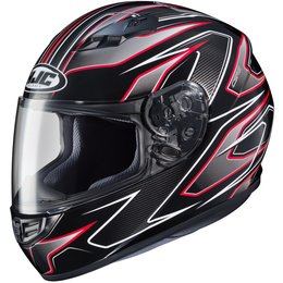 HJC CS-R3 CSR3 Spike Full Face Motorcycle Helmet Black