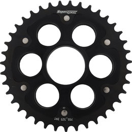 Supersprox Stealth Rear Sprocket 39T Ducati Panigale Monster RST-755525-39-BLK Black
