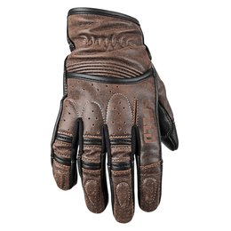 Distressed Dark Brown Speed & Strength Mens Rust And Redemption Leather Gloves 2015 Dark Brown
