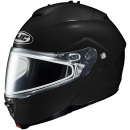 HJC IS-Max 2 Dual Pane Modular Snow Helmet With Flip Up Chin Bar Black