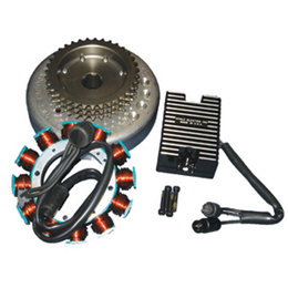 Cycle Electric Alternator Kit For Harley-Davidson 1991-1993