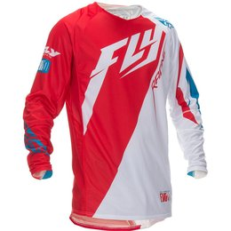 Fly Racing Mens Ltd Edition Evolution 2.0 Switchback Jersey Red