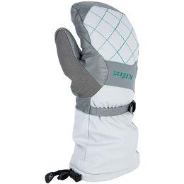 Klim Womens Allure Gore-Tex Insulated Textile Mittens Grey