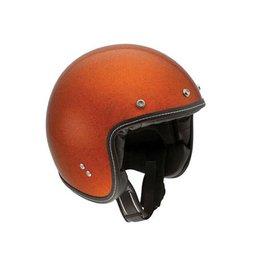 AGV RP60 RP-60 Metal Flake Open Face Helmet Orange